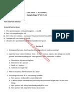 07 Sample Paper
