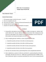 08 Sample Paper