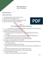 01 Sample Paper
