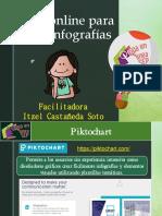 Sitios Online Para Crear Infografías/Módulo 15