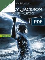 Rick Riordan - Percy Jackson - Diebe im Olymp