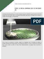 Moss-Biophotovoltaic