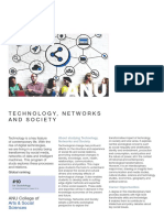 Technology+Networks+Society