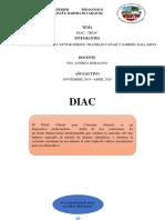 exposición de Diac-Triac