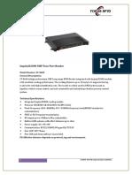 ST-8604 UHF Four Port Reader