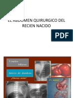 EL ABDOMEN QUIRURGICO DEL RECIEN NACIDO.pptx