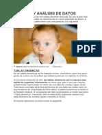 gestion y analisis de datos