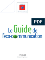 ADEME, Collectif, Valérie Martin - Le guide de l'éco-communication _ Pour une communication plus responsable (2007, Organisation (Editions d')).pdf