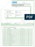 1035 Press Laminating Machine 1 - P61A-L42N V1.0_ENG