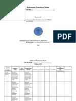 Format Dokumen Pemetaan Mutu