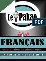 LE PAKAO FRANCAIS Réseau Scolaire
