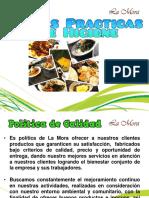 BPH en la industria de alimentos