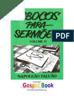 Esboços para sermões vol 2 - Napoleão Falcão.pdf