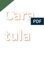 Caratula