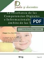 Las Competencias Digitales en La Sociedad Del Conocimiento Ccesa007
