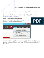 Comment gerer Hyper-V a partir d'un Windows Server 2012 Le systeme complet.pdf