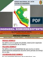 03. PELIGRO SISMICO (INGENIERIA (INGENIERIA SISMORRESISTENTE UNJ 2019-1).pdf