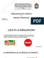 DIAPOSITIVAS INGENIERÍA DE TRANSITO