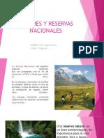 Parques y Reservas Nacionales