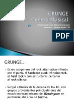 Genero musical Grunge