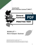 Ma Fld003 Subtesti Practice Test