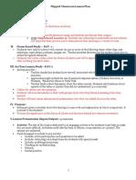 edu 200 flipped classroom lesson plan
