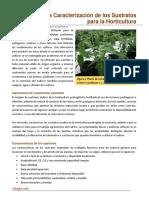 24. La Caracterizacion de los Sustratos para la Horticultura