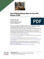 122SR Release Note
