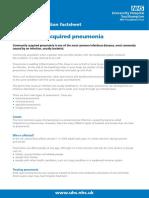 Pneumonia-patient-information