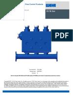 WEIR SPM TWS600S Pump-Manual