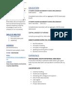 resume arshal.docx