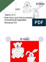 El AmorY SALVACION