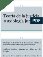 D6 Axiología jurídica