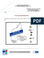 Madagascar Bulletin Système d'Alerte Précoce