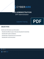 CyberArk 02-PAS-ADMIN EPV Administration