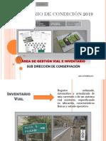 1. INVENTARIO DE CONDICIÓN 2019