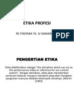 ETIKA RST