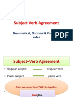 Subject Verb Agreement.pptx