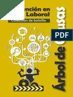 Prevención en Salud Laboral. Colección de bolsillo. Árbol de Causas - PDF