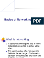 Basics of Networking.ppt