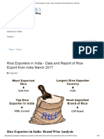 Rice Exporters in India - Data and Report of Rice Export all data.pdf