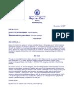 G.R. No. 219175 Police