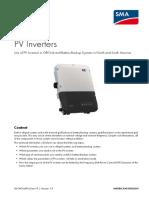 FSPC-SMA inverter