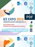 Sponsorship Penawaran kerjasama Expo