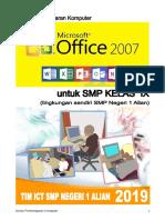 MODUL MS OFFICE 2007