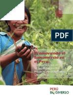 Promoviendo el Biocomercio en Peru_PBD_SECO GIZ