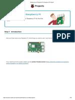 Démarrer votre Raspberry Pi
