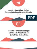 Alasan Pancasila sbg Sistem Filsafat.ppt