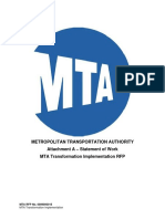 01 MTA Transformation Implementation_Statement of Work