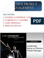 Chapter 10 - Leadership & Project Managers.ppt